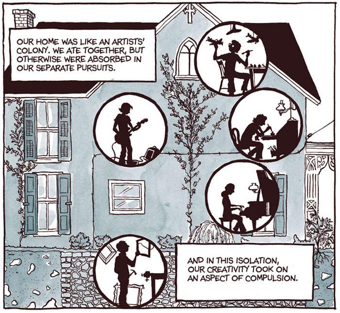 fun home a family tragicomic pdf